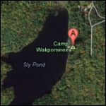 Camp Wakpominee Sky Pond, New York